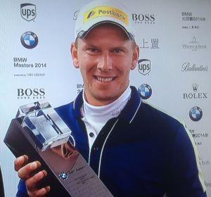 BMW Masters 4 kierros (128) Siem ja palkinto