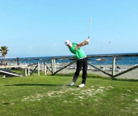 Guadalmina Golf svingi 1